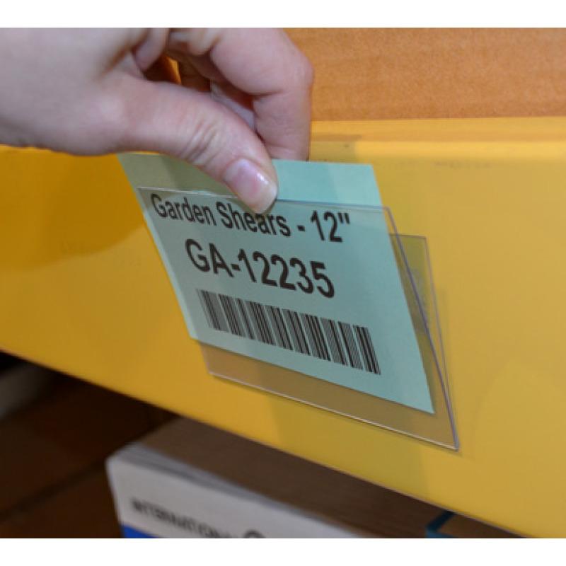 rack grip card holders - Rack Card Holders