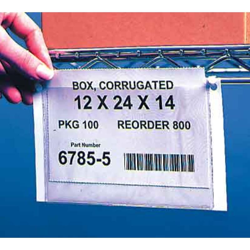 Wire Shelf Label Holders Wire Rack Shelf Label Holders
