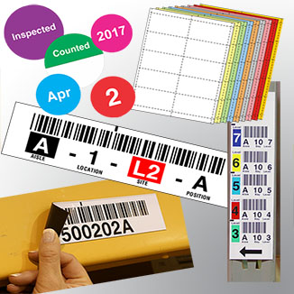 Labels and Cards