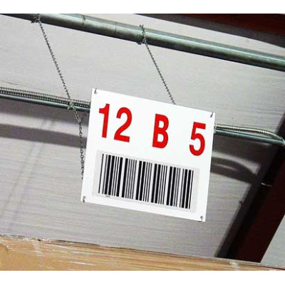 Hanging Signs - Angled for Warehouse