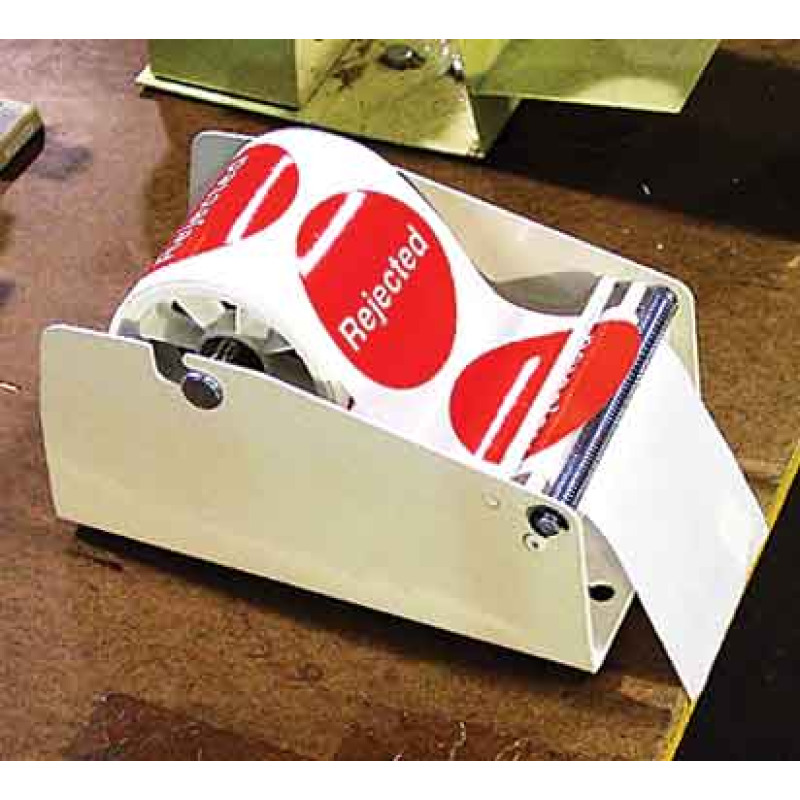 warehouse single roll label dispenser