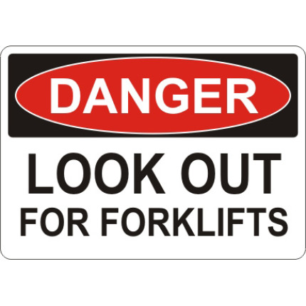 workplace safety sign example